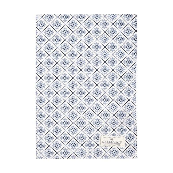 Utěrka Oona Blue, 50x70 cm