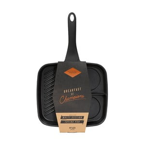 Tigaie compartimentată Gentlemen's Hardware Frying Pan