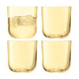 Centro Lemon, nízká sklenice, sada 4 ks