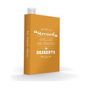 Skladná lahev Asobu My Discreet Stressed, 475 ml