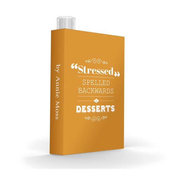 Skladná lahev My Discreet Stressed