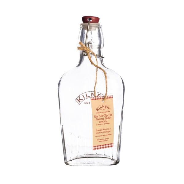Lahev Kilner s klipem na likér, 250 ml