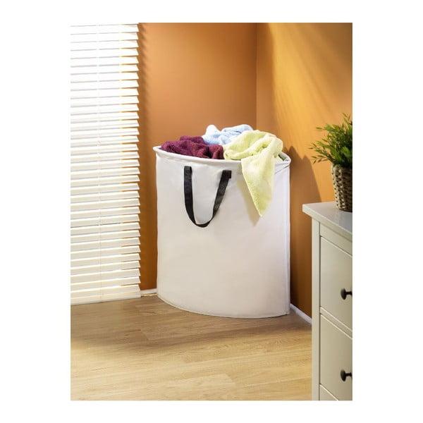 Rohový koš na prádlo Hamper