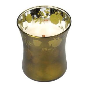 Svíčka s vůní ovoce a květin WoodWick Picture Košík jablek, dobahoření60hodin