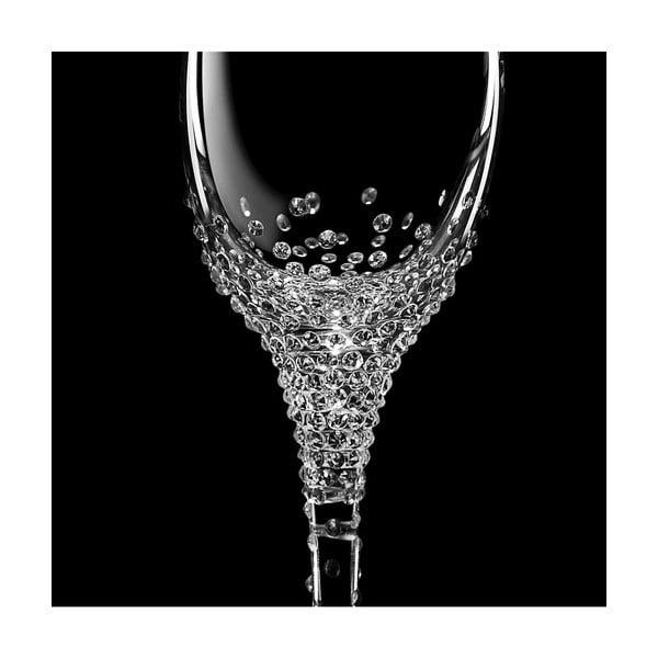 Sada 2 likérek Eunomia se Swarovski Elements v luxusním balení