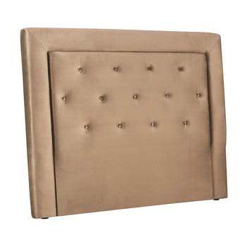 Tăblie pat Cosmopolitan Cloud, lățime 140cm, bej