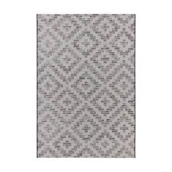 Covor adecvat pentru exterior Elle Decor Curious Creil, 192 x 290 cm, crem - bej