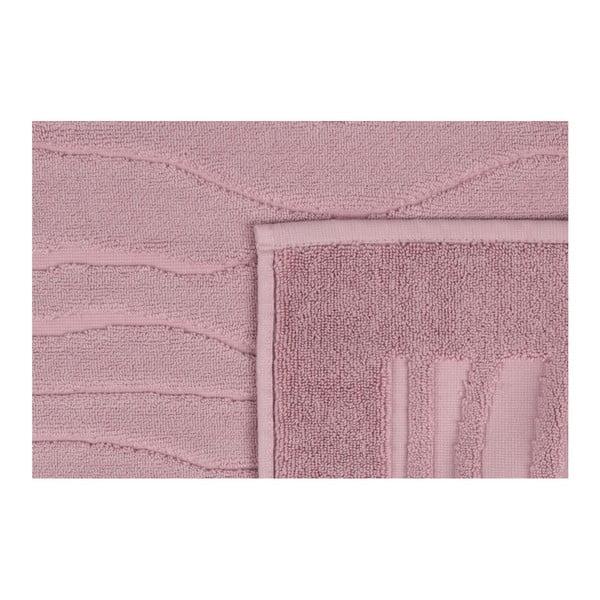 Set 2 prosoape Beverly Hills Polo Club Gartex, 50 x 75 cm, roz deschis