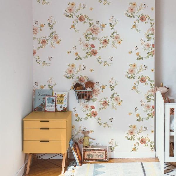 Tapet Dekornik Floral Vintage, 50 x 280 cm