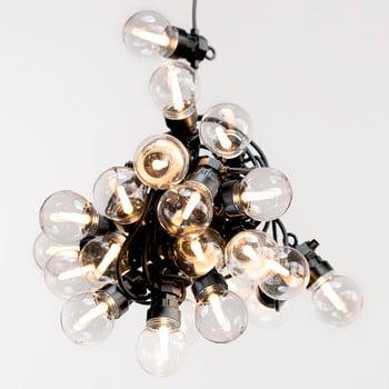 Ghirlandă luminoasă cu LED DecoKing Basic Bulb, lungime 8 m, 10 beculețe imagine