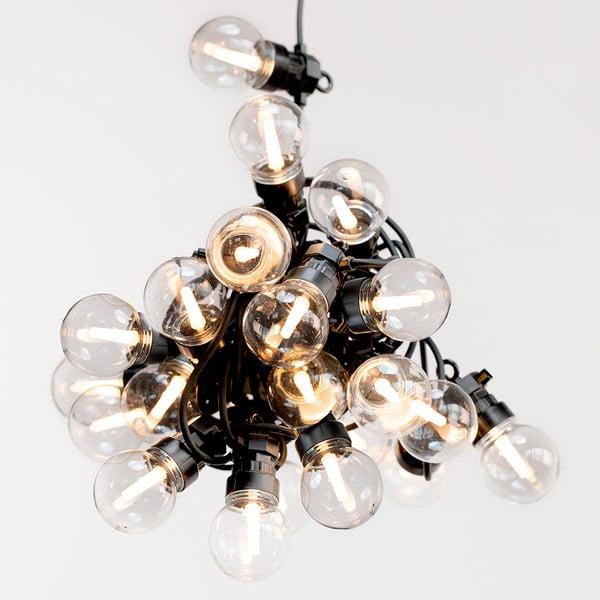 Dekorativní světýlka DecoKing Basic Bulb,délka8m