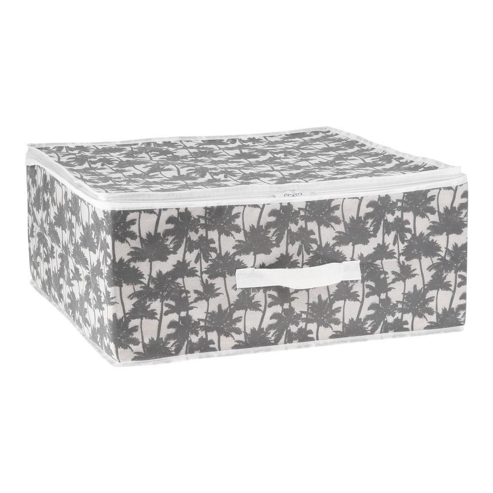 Úložný box na zip Compactor Tahiti Large Zipper Box, 45 x 20,5 cm