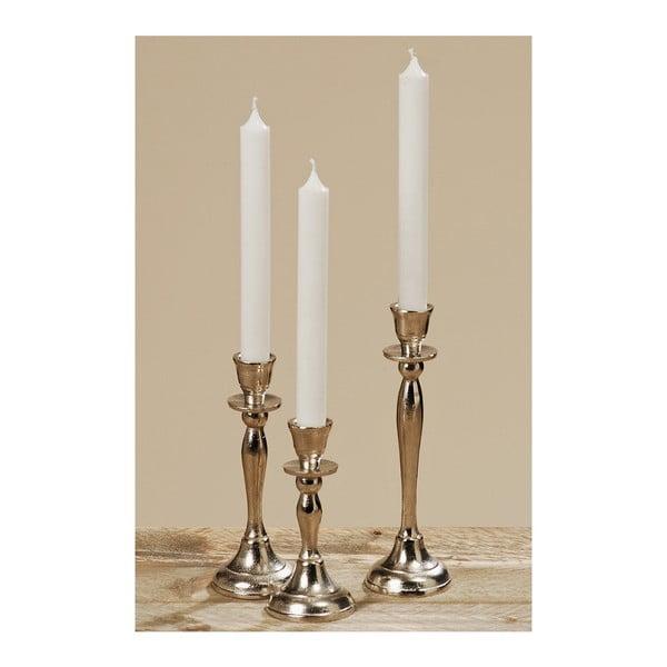Sada 3 stojanů na svíčky Phoenix