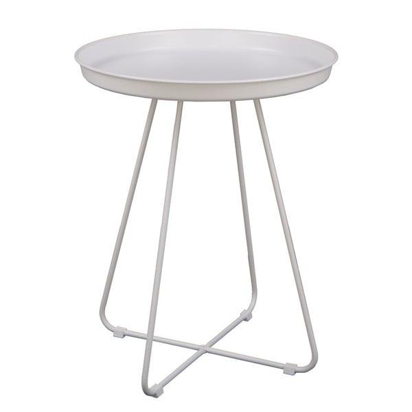 Tray Coffee fehér tárolóasztal - Nørdifra