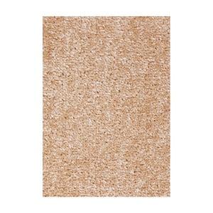 Krémový koberec Hanse Home Nasty, 200 x 200 cm
