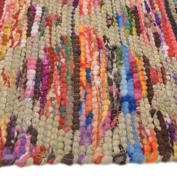 Vlněný koberec InArt Carneval, 150x90cm
