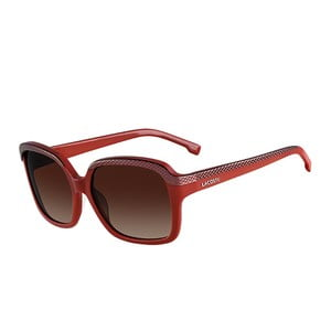Dámské sluneční brýle Lacoste L696 Red