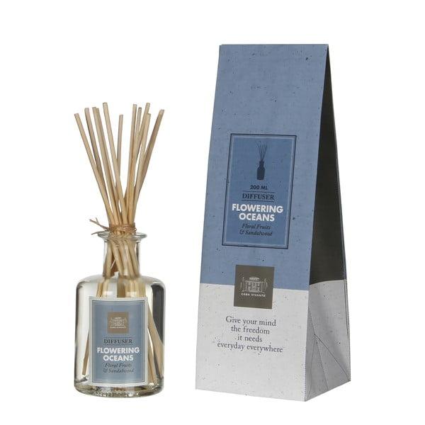 Difuzér Fragrance 200 ml, vůně rozkvetlý oceán