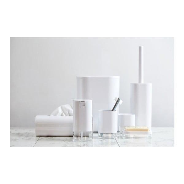 Perie toaletă Wenko Oria, alb