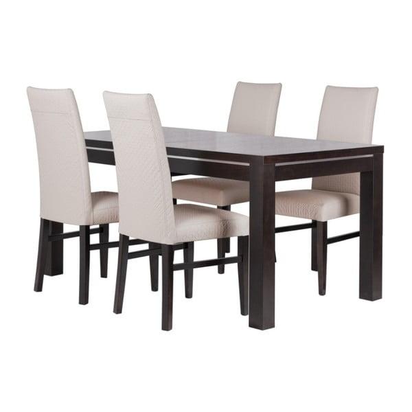 Rozkládací jídelní stůl Durbas Style Milano,délka až260cm