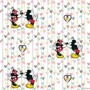 Vliesová tapeta AG Design Mickey & Minnie, 10m