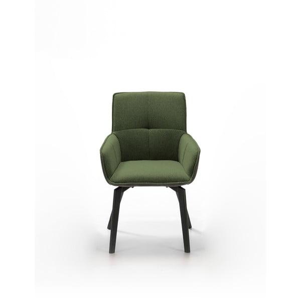 Zelená jídelní židle Marckeric Malibu