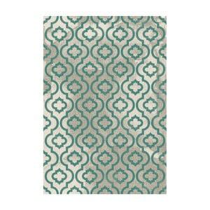 Modrý koberec Webtappeti Evergreen,92x152cm