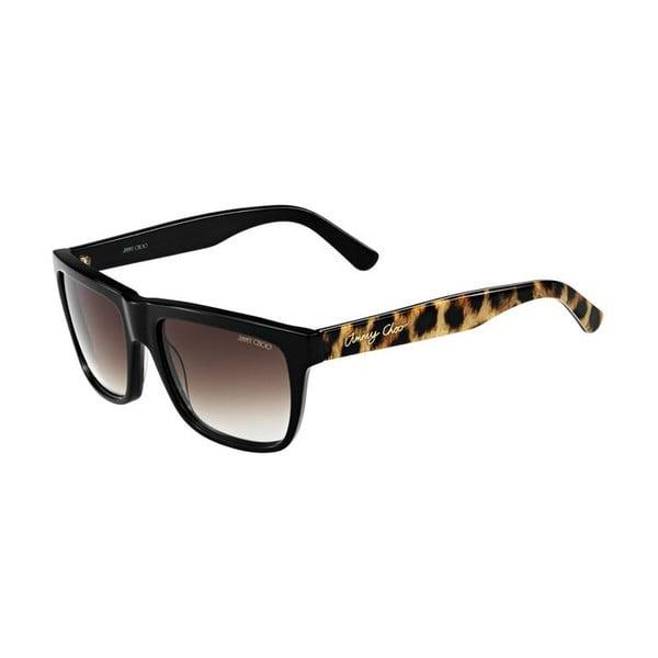 Sluneční brýle Jimmy Choo Alex Black Leopard/Brown