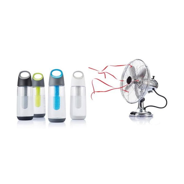 Limetková chladící lahev XD Design Bopp,700ml