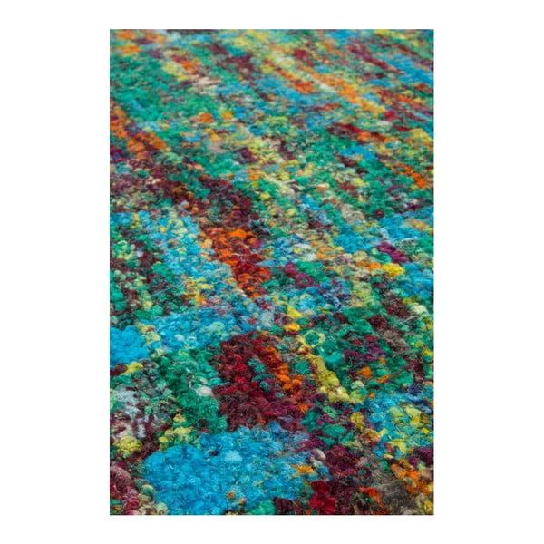 Koberec Maharani 830 emerald, 80x150 cm