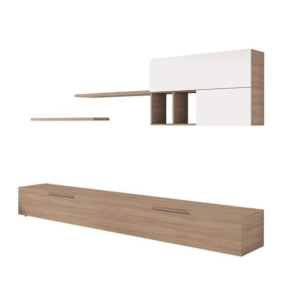 TV sestava v dekoru dřeva 13Casa Argos