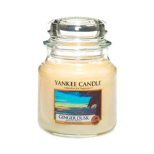 Vonná svíčka Yankee Candle Zázvorový Soumrak, doba hoření 65 - 90 hodin