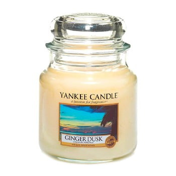 Lumânare parfumată Yankee Candle Ginger Dusk, timp de ardere 65 - 90 ore de la Yankee Candle