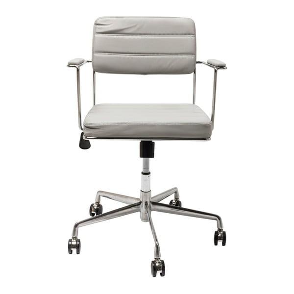 Dottore szürke irodai szék - Kare Design