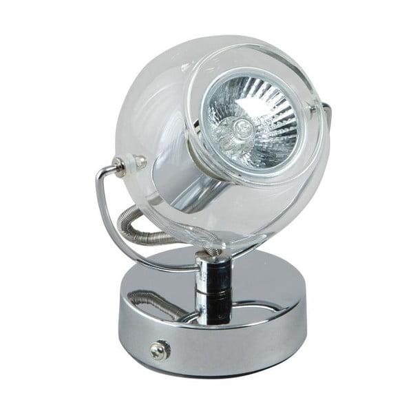 Stolní lampa ETH Vetro Silver Single