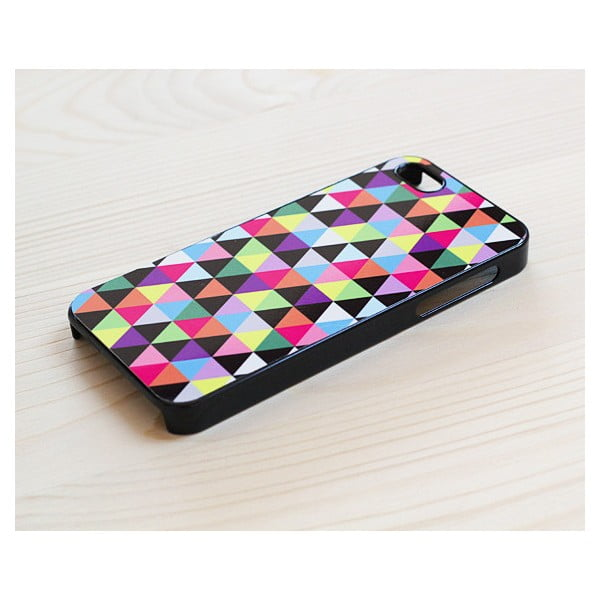 Obal na Samsung Galaxy S4, Aztec Hot Pink