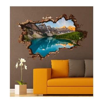 Autocolant de perete 3D Art Els 135 x 90 cm