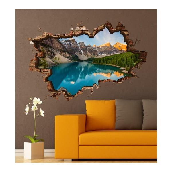 Autocolant de perete 3D Art Els, 135 x 90 cm