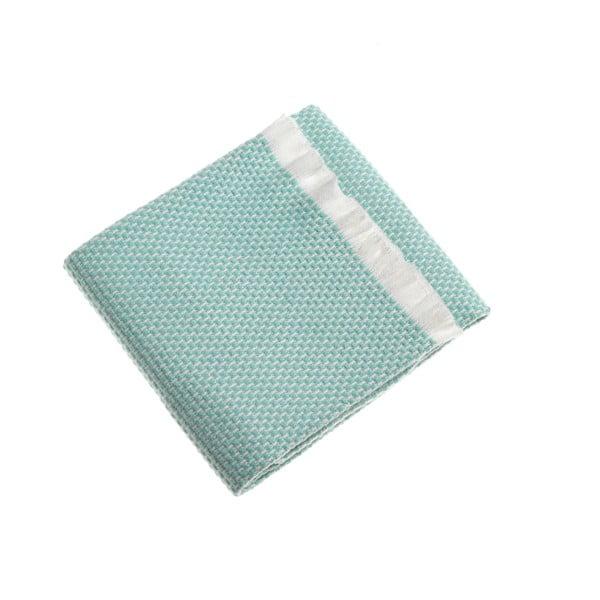 Pastelově modrá dětská deka Euromant Zen, 75x110cm
