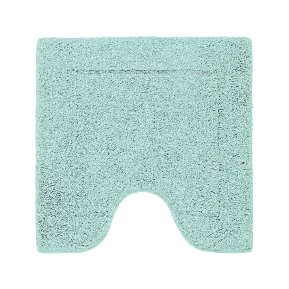 Mentolová toaletní předložka Aquanova Accent, 60 x 60 cm