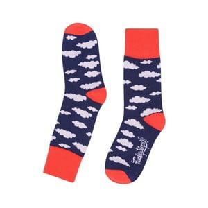 Barevné ponožky Funky Steps Cloudy, vel. 35-39