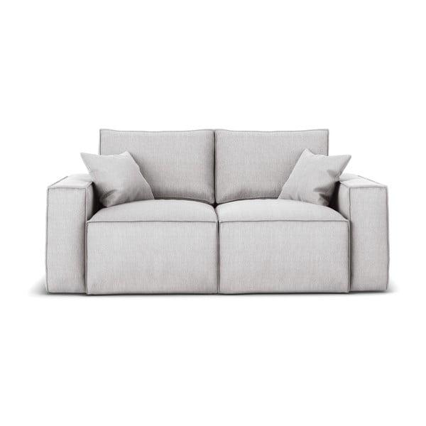 Miami világosszürke kétszemélyes kanapé - Cosmopolitan Design