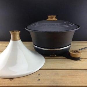Litinový hrnec Netherton Foundry na pomalé vaření s Tajine Cream