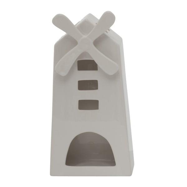 Windmill nagyméretű kerámia gyertyatartó - Mauro Ferretti