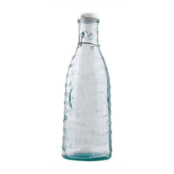 Sticlă cu dop cu închidere ermetică Ego Dekor Mediterraneo, 1 l poza