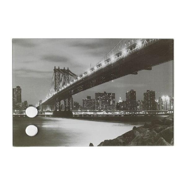 Cutie cu magnet pentru chei Wenko Mahattan Bridge Big