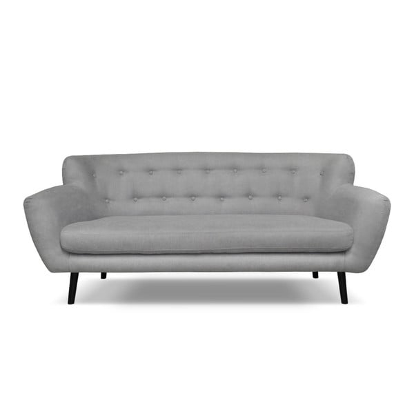 Canapea cu 2 locuri Cosmopolitan desing Hampstead, gri deschis