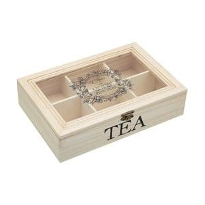 Krabička na čaj Kitchen Craft Tea