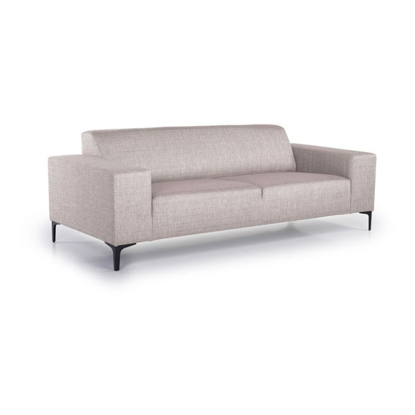 Canapea cu 3 locuri Softnord Diva, bej