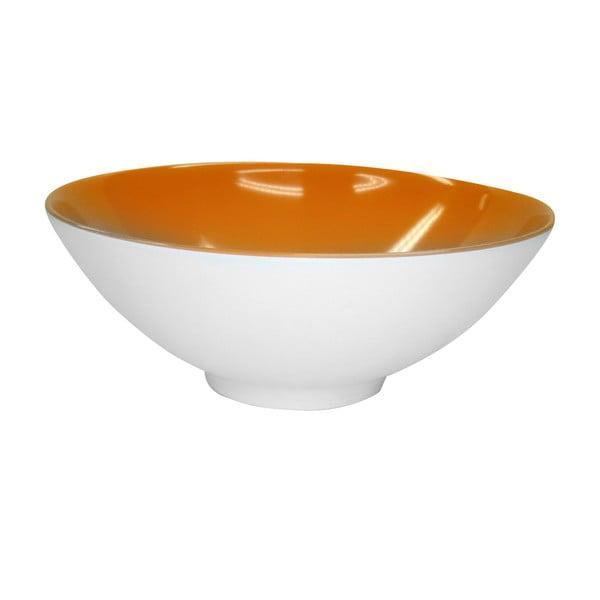 Mísa Venezia 24 cm, oranžová